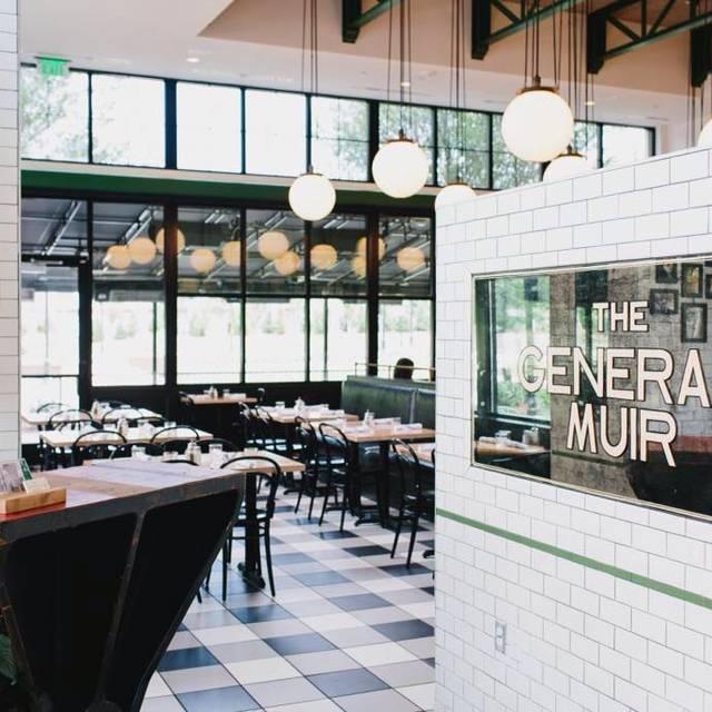 Muir - The General Muir, Atlanta, GA