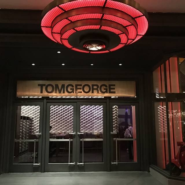 TOMGEORGE Restaurant, Los Angeles, CA