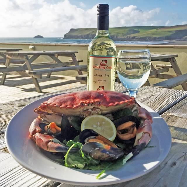 The Cracking Crab, Polzeath, Cornwall