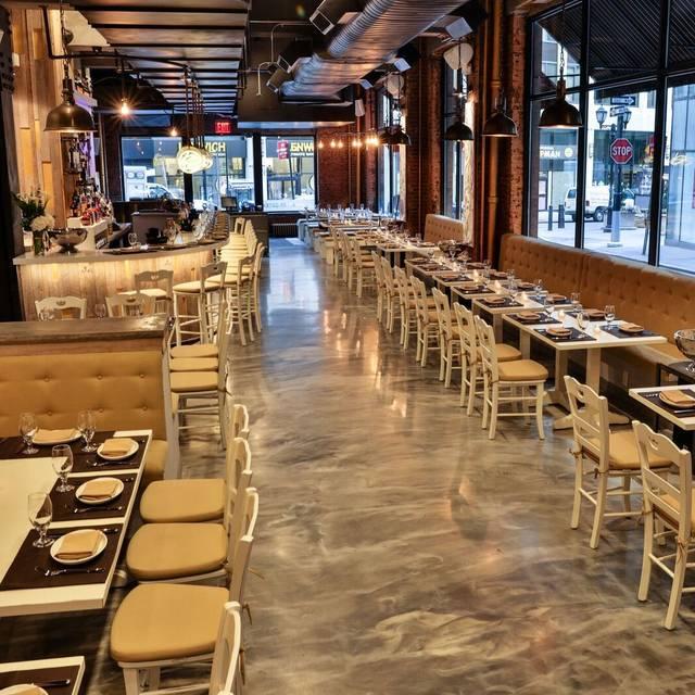 11 Hanover Greek, New York, NY