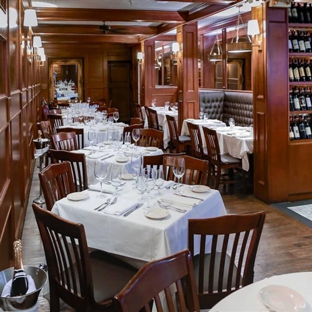 Nebraska Steakhouse, New York, NY