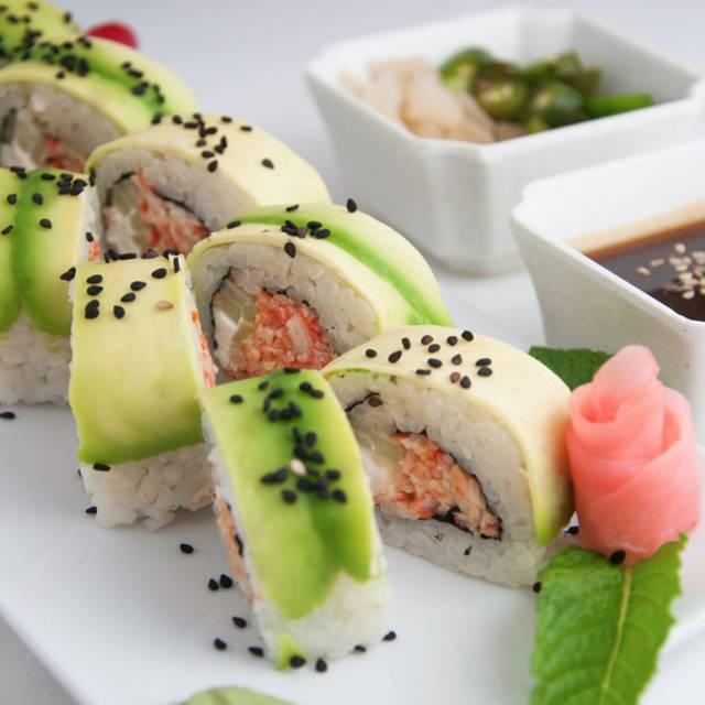 Sushi Roll - El Granero Grill, San Pedro Garza García, NLE