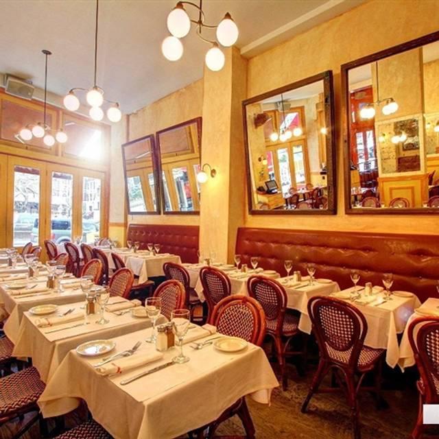 Cafe Du Soleil, New York, NY
