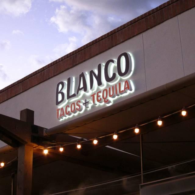 Blanco Tacos + Tequila - Tucson, Tucson, AZ