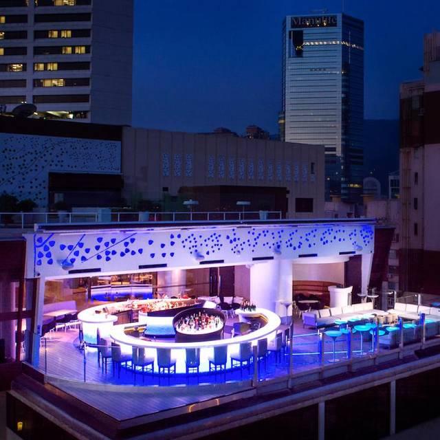 Skye-roofbar - Skye - The Parklane Hong Kong, a Pullman Hotel, Hong Kong, Hong Kong
