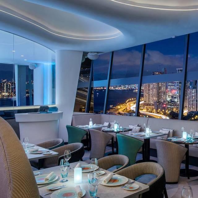 Skye-dining-hong-kong - Skye - The Parklane Hong Kong, a Pullman Hotel, Hong Kong, Hong Kong