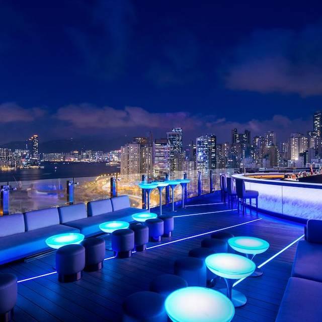 Skye-outdoor-terrace - Skye - The Parklane Hong Kong, a Pullman Hotel, Hong Kong, Hong Kong