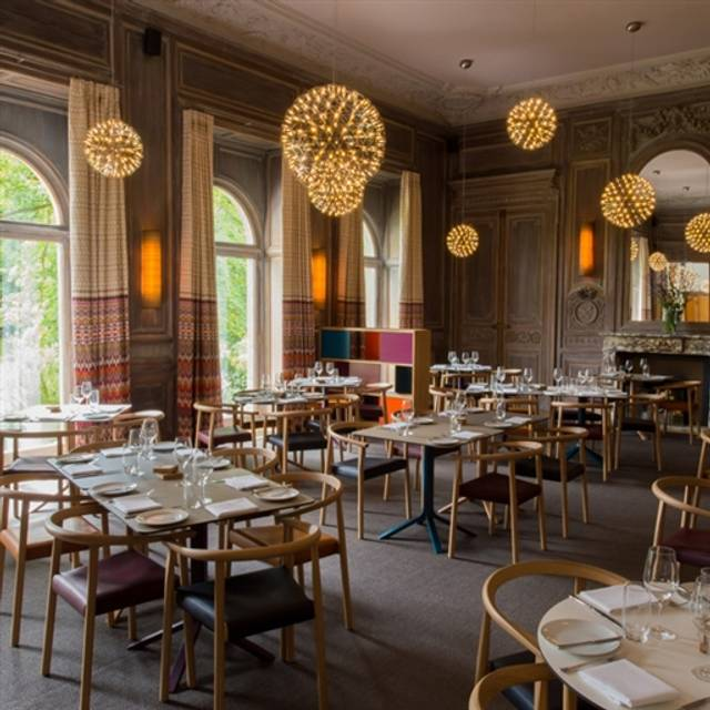 The Restaurant at Cowley Manor, Cheltenham, Gloucestershire