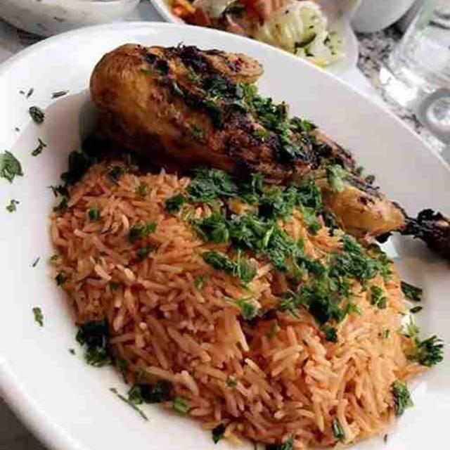 Abjad Hawaz restaurant, Cambridge, Cambridgeshire