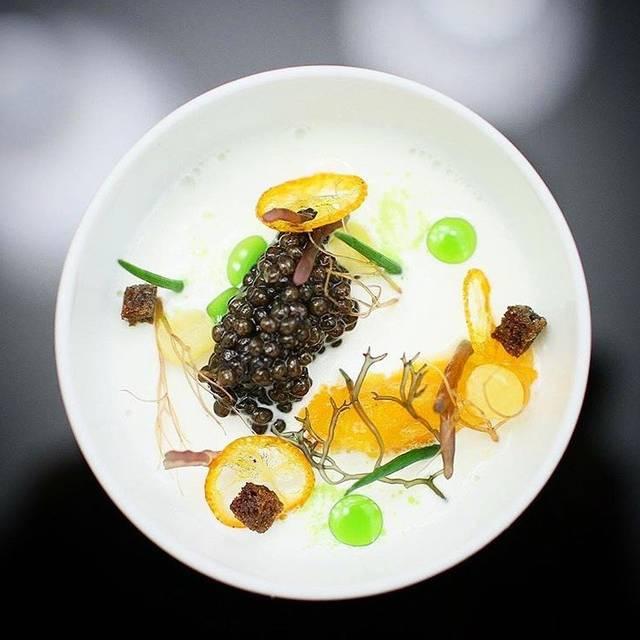 Osetra Caviar, Feb 2016 - Grace, Chicago, IL