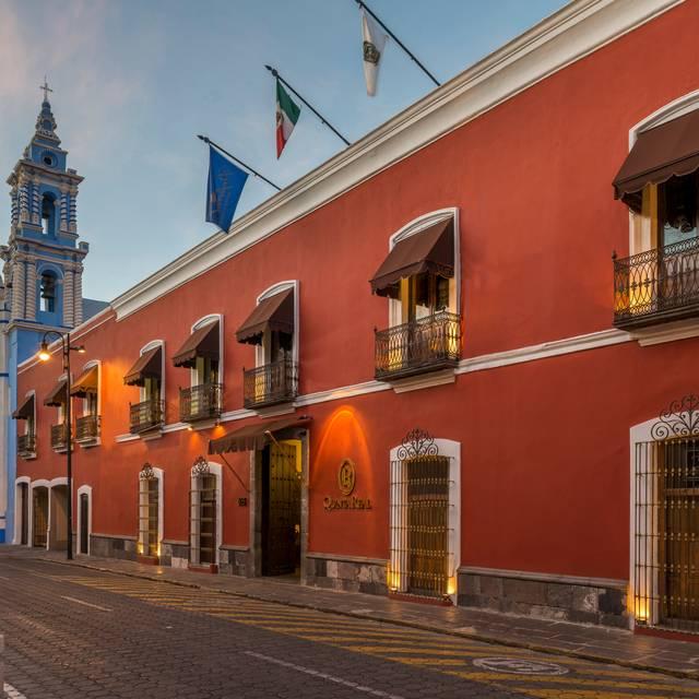 Qr-puebla--fachada - El Refectorio - Quinta Real Puebla, Puebla, PUE