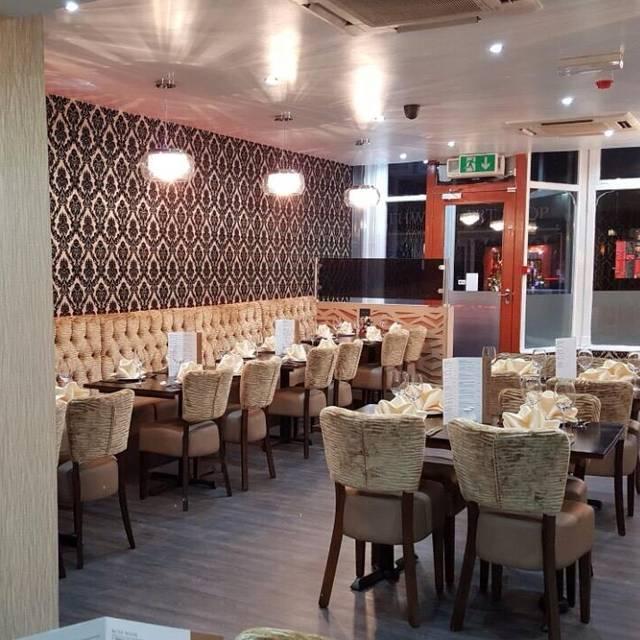 New Indian Restaurant Northwich