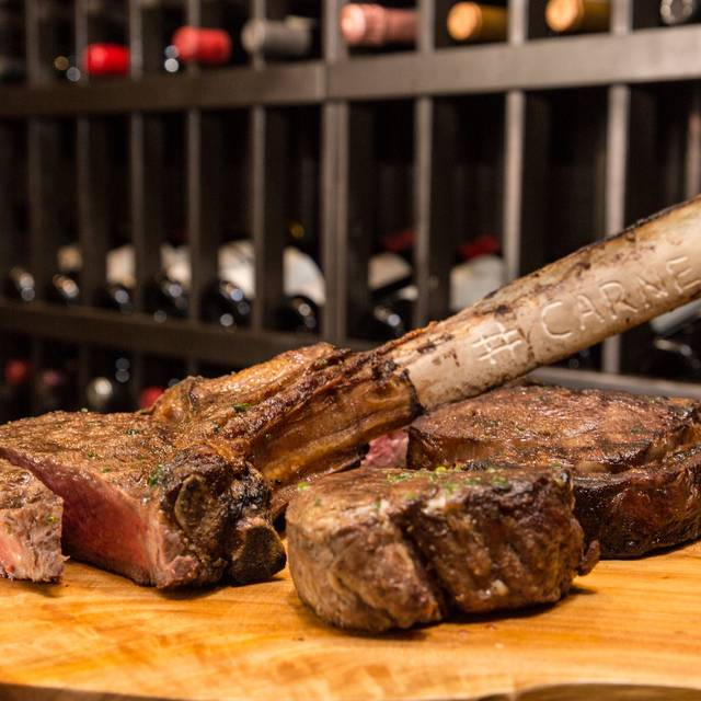 Carne Prima Italian Steakhouse, San Diego, CA