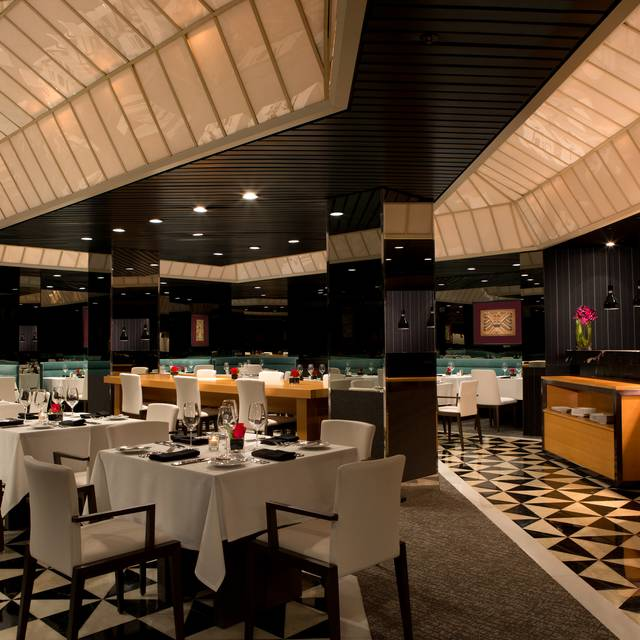 Restaurant Dining Room - Ambassador Grill – ONE UN New York Hotel, New York, NY
