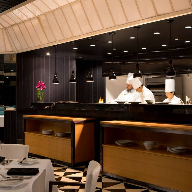 Restaurant Open Kitchen - Ambassador Grill – ONE UN New York Hotel, New York, NY