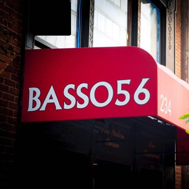 Basso56, New York, NY
