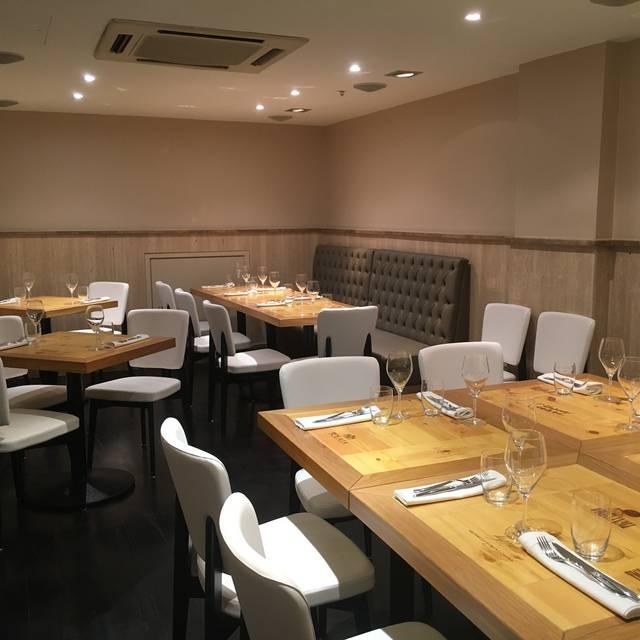 Mattarello Restaurant London Menu