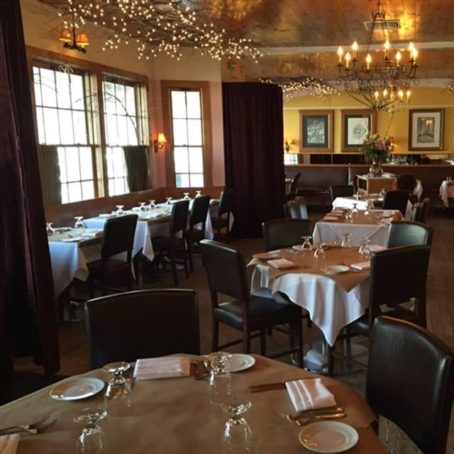 The Restaurant at Burdicks, Walpole, NH