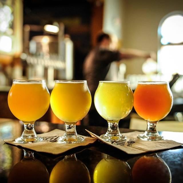 Salt Springs Brewery, Saline, MI