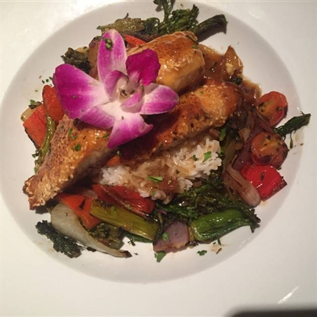 Grillfish Dc Washington Dc Opentable