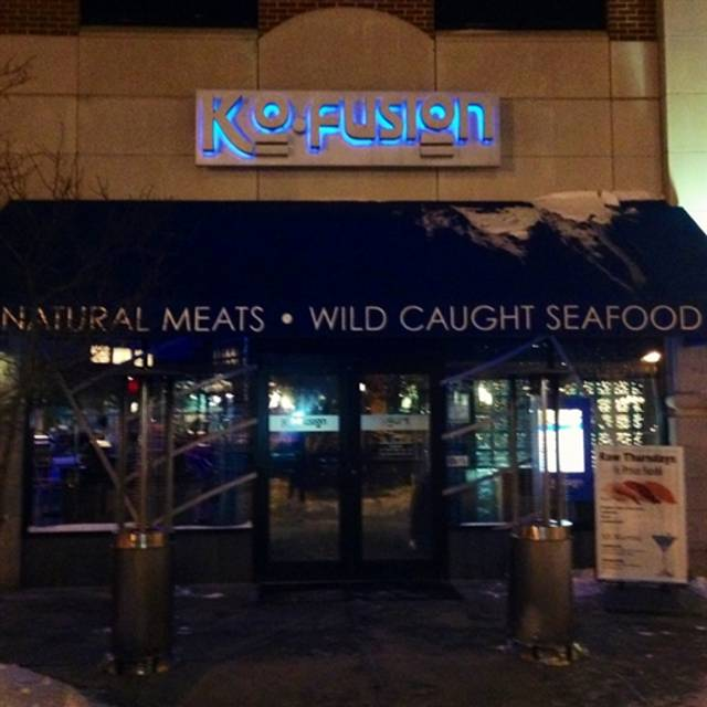 KoFusion, Champaign, IL