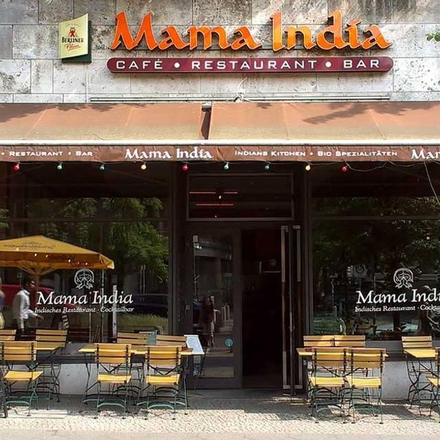 mama india restaurant berlin opentable. Black Bedroom Furniture Sets. Home Design Ideas