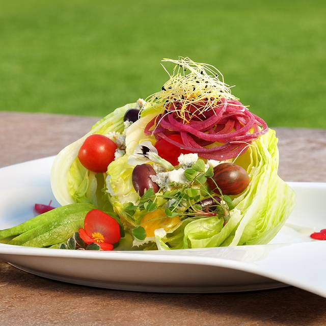 Wedge Salad - Brittlebush Bar & Grill at The Westin Kierland Resort, Scottsdale, AZ