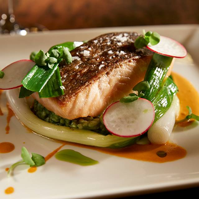Campbell River Salmon  - Deseo at the Westin Kierland Resort & Spa, Scottsdale, AZ