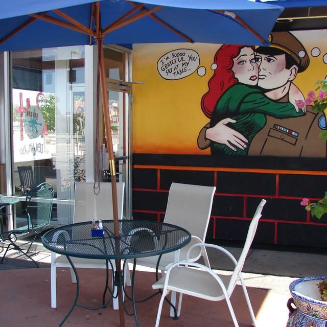 Patio - BuzzBrews Kitchen-Central, Dallas, TX