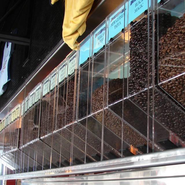 Coffee  - BuzzBrews Kitchen-Central, Dallas, TX