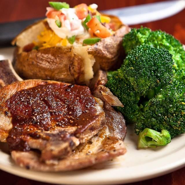 Porked Chop - BuzzBrews Kitchen-Central, Dallas, TX