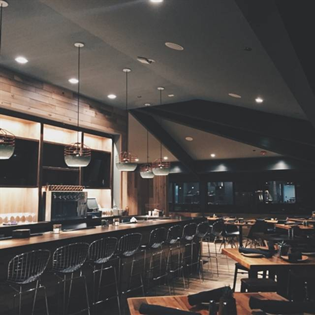 Versante Hearth and Bar, Park City, UT