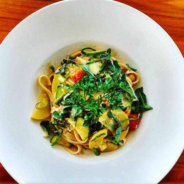 Pasta Primavera Special Tonight From - Skydome Restaurant, Arlington, VA