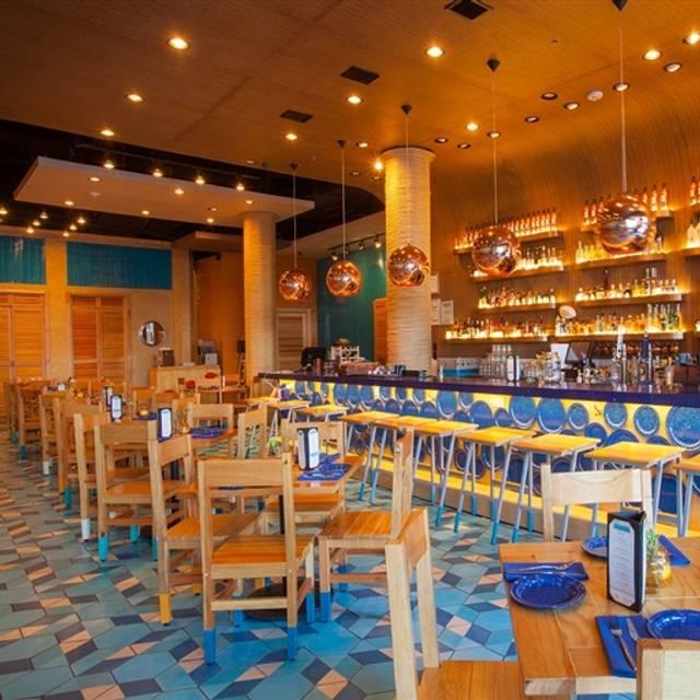 La Fisheria Houston Restaurant Info Reviews Photos Kayak