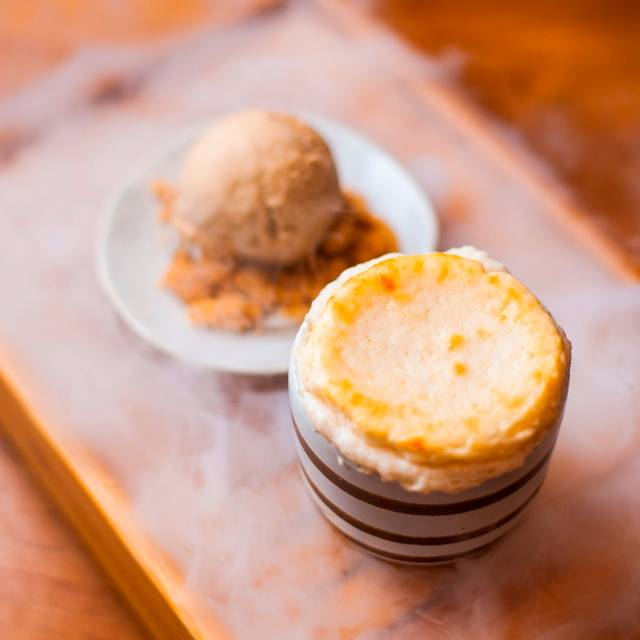 Sake Souffle - The Courtyard at The House on Sathorn, Bang Rak, Bangkok