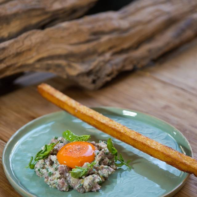 Beef Tartare - The Courtyard at The House on Sathorn, Bang Rak, Bangkok