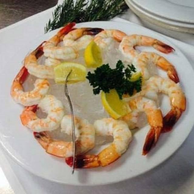 Shrimp Cocktail - Mr. Benny's Steakhouse, Mokena, IL