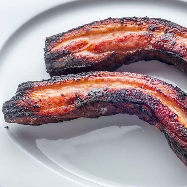 Bacon - Royal 35 Steakhouse, New York, NY