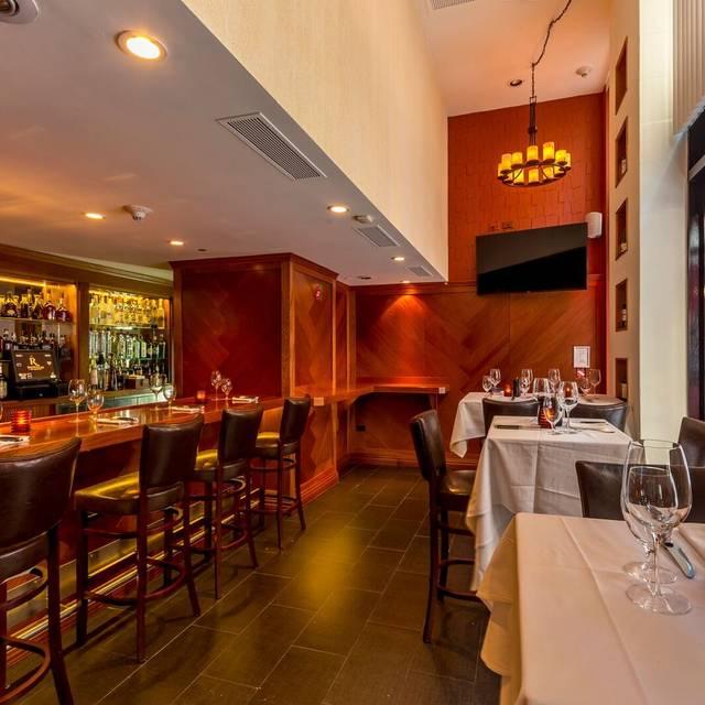 Entrance & Bar - Royal 35 Steakhouse, New York, NY