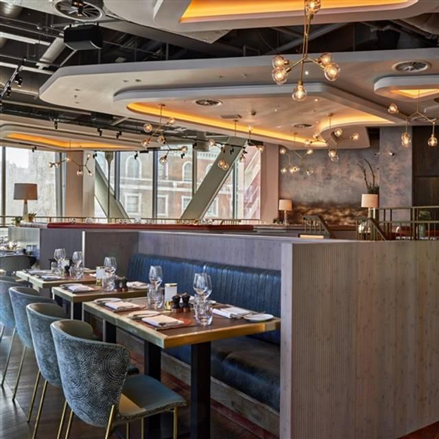 Aster Restaurant, London