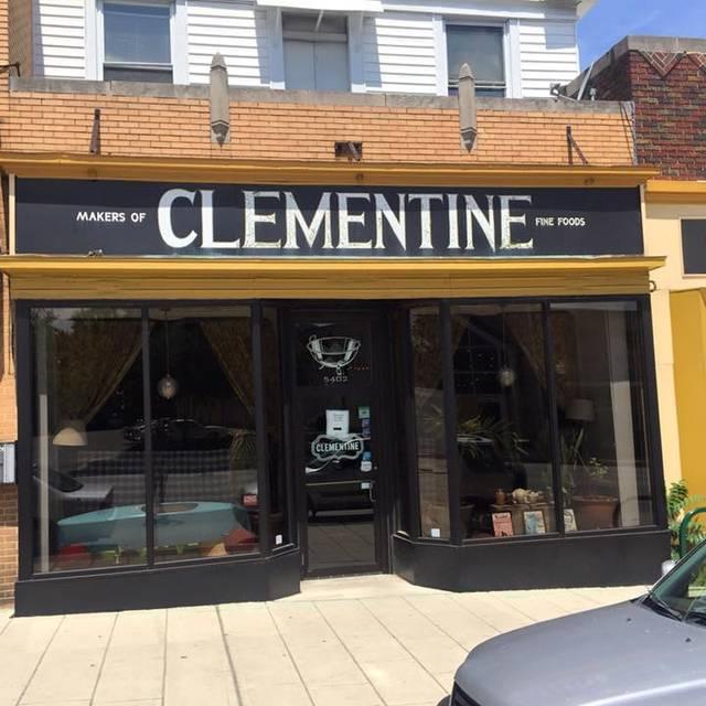 Clementine - Clementine, Baltimore, MD