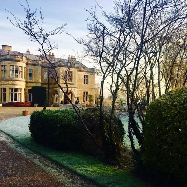 Afternoon Tea at Wadenhoe House, Peterborough, Cambridgeshire