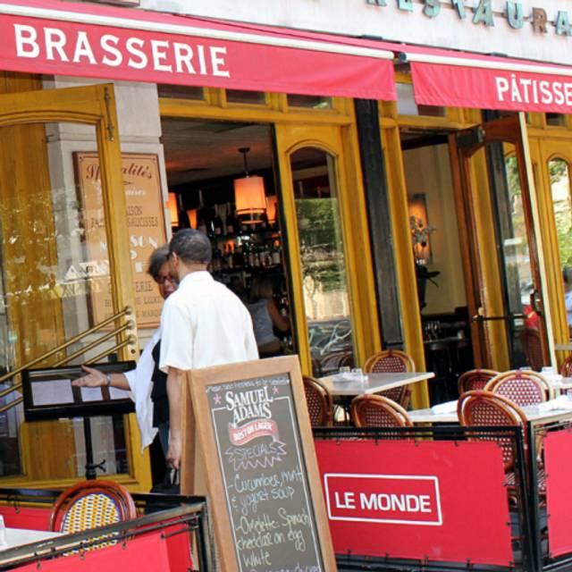 Le monde restaurant new york ny opentable - Restaurant vaise tout le monde a table ...