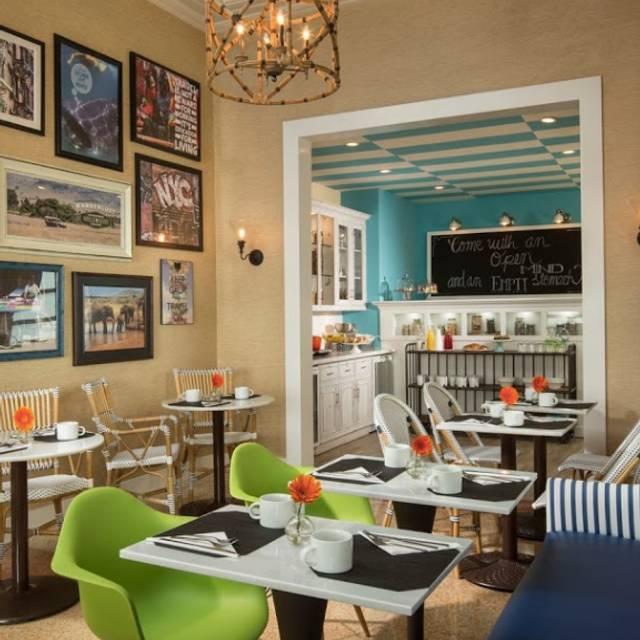 Jules Kitchen Circa 39 Hotel Miami Beach Fl Opentable