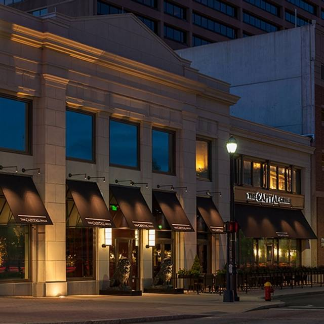 The Capital Grille - Hartford, Hartford, CT