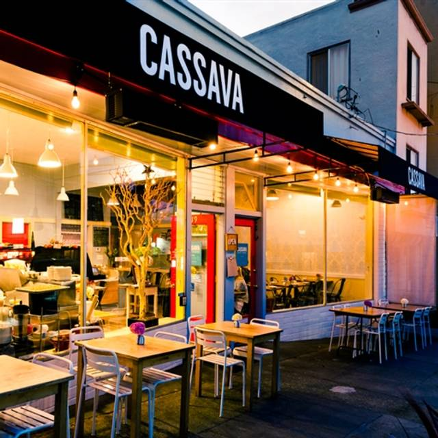 Cassava, San Francisco, CA