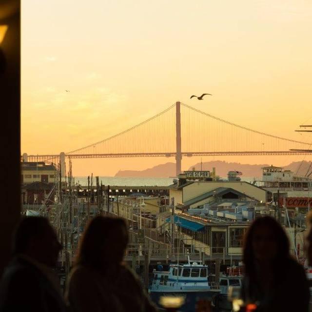Siluoette View - Alioto's, San Francisco, CA