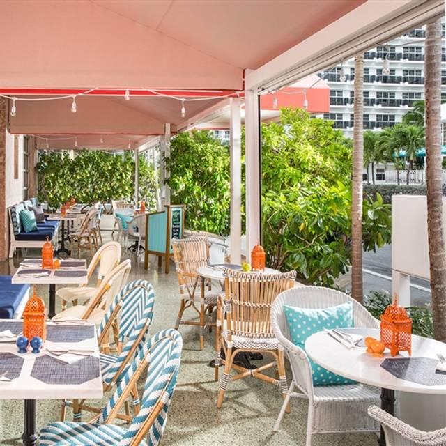 Jules Kitchen Circa 39 Hotel Miami Beach Restaurant Info