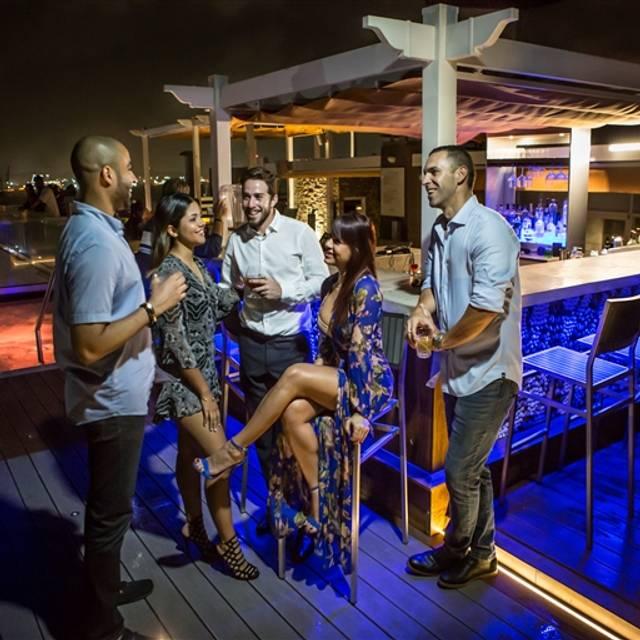 Eter Rooftop Lounge Ciqala Luxury Suites Restaurant San