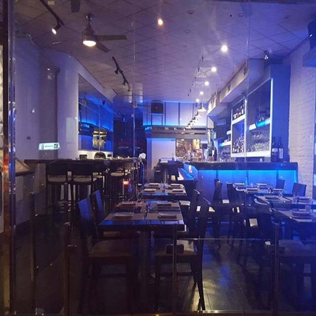 Mezze Bar Hell S Kitchen